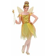 Karnevals-Kleidung Kinder: Waldfee