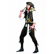 Familie-Kostüme: Piratenfamilie Brownhead