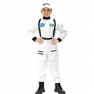 Faschingskostüme Harte Jungs weiße Astronauten-outfits für Kinder