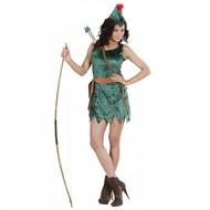 Faschingskostüm Robin Hood Patricia