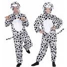 Faschingskostüme Plüscher Dalmatiner