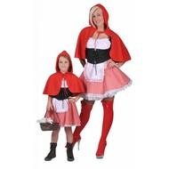 Party-kostüme: Rotkappchen