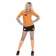 Faschingskostüme Holländisches Fußball-mädchen Isa