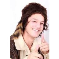 Kopfbedeckung Trapper Mütze