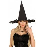 Halloweenaccessoires: Spinnen Ring