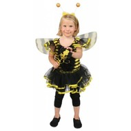 Faschingskostüm Kind: Kleine Biene