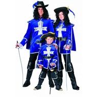 Fest-accessoiren: Musketiere Hüte