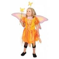 Faschingskostüm Kind: Kleiner Schmetterling