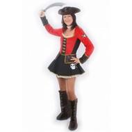Faschingskostüm: Sexy Pirate