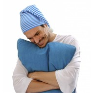 Faschings-accessoires Schlafmütze