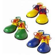 Faschings-accessoires Clownsschühe in verschiedenen Ausführungen