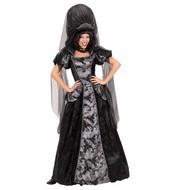 Faschingskostüm: Schwarze Königin