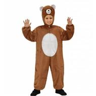 Faschingskostüme Kinder Bär-anzug