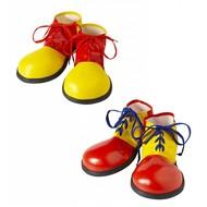 Carnavals -accessoires Clownsschühe für Kinder