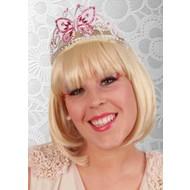 Party-accessoires: Tiara Schmetterling