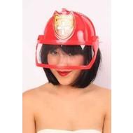 Karneval- & Festzubehör: Feuerwehrhelm