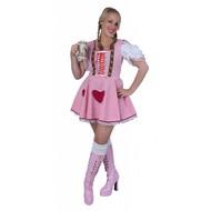 Oktoberfest: Herzilein Rosa
