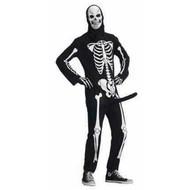 Halloween-Kostüm: Skeletbone