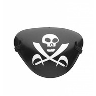 Faschings-accessoiren Augenklappe für Piraten