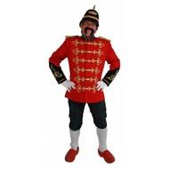 Karnevalskleidung: Bürgerwehr Jacke (Luxus)