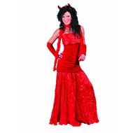 Party-kostüme: Teufelischer Engel Halloween