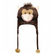 Karnevals-zubehör Warme Affenmütze