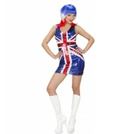 Faschingskostüm Miss England