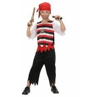 Karnevals-Kleidung Kinder: Pirat Junge