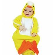 Karnevals Strampelsack Baby: Hühnchen