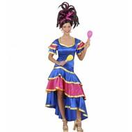 Karnevalskostüm Samba Tänzerin