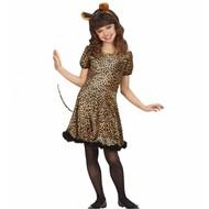 Faschingsklamotten: Kinder Leopard