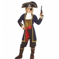 Karnevalskostüm: Pirat der 7 Weltmeere