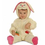 Faschingskostüm für Babys: Bunny