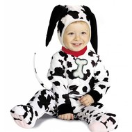 Karnevalskostüm Babys: Dalmatiner