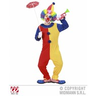 Faschingsklamotten: Clown Duo Danny