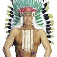 Brustschmuck Indianer (luxus)