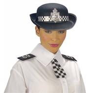 Karnevals-accessoires: Englische Polizistin