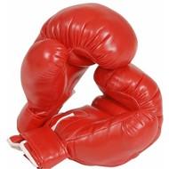 Karnevals-accessoires: Boxhandschuhe