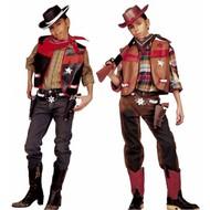 Karnevals-accessoires: Cowboy Set (Kind)