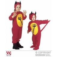 Karnevalskostüm: Kleiner Teufel