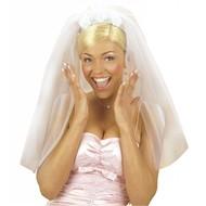 Kopfbedeckung Brautschleier