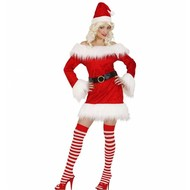 Weihnachtskleid für Damen
