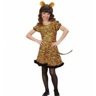 Faschingsklamotten: Kinder Tiger