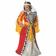 Faschingskostüm: Königin