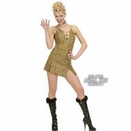 Sexy Karnevals-Kleidung: Leopard-girl