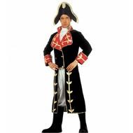 Karnevalskostüm Napoleon (samt)