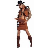Karnevalskleidung Sexy Western Cow-Girl