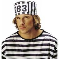 Kopfbedeckung Gefangene-Mütze