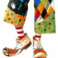 Clownsschuhe Kind