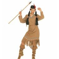 Faschingskostüm Indian Woman